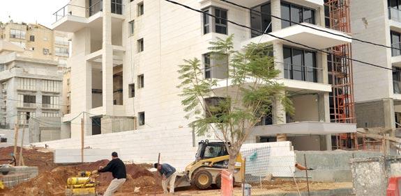 דירות, נדלן, בנייה / צלם: תמר מצפי